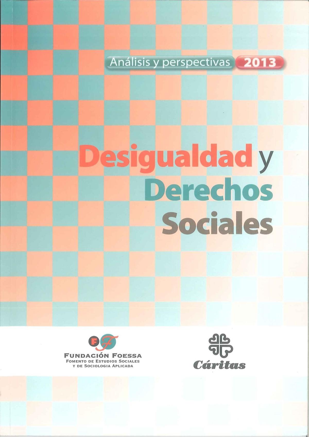 """""""¿Hemos vivido por encima de nuestras posibilidades?"""". Diálogo con Gabriel Pérez Alcalá a partir del InformeFOESSA"""
